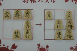 【中級】2021/5/1の将棋パズル
