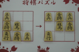 【初級】2021/5/19の将棋パズル