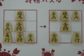 【初級】2021/5/22の将棋パズル