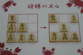 【中級】2021/5/28の将棋パズル