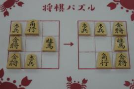 【初級】2021/6/2の将棋パズル