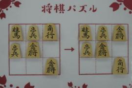 【初級】2021/6/12の将棋パズル