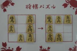 【中級】2021/6/13の将棋パズル