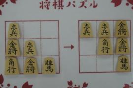 【初級】2021/6/18の将棋パズル