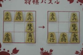 【初級】2021/6/24の将棋パズル