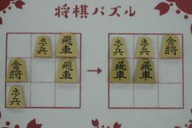 【初級】2021/7/8の将棋パズル