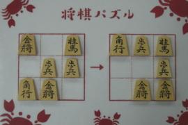 【初級】2021/8/27の将棋パズル